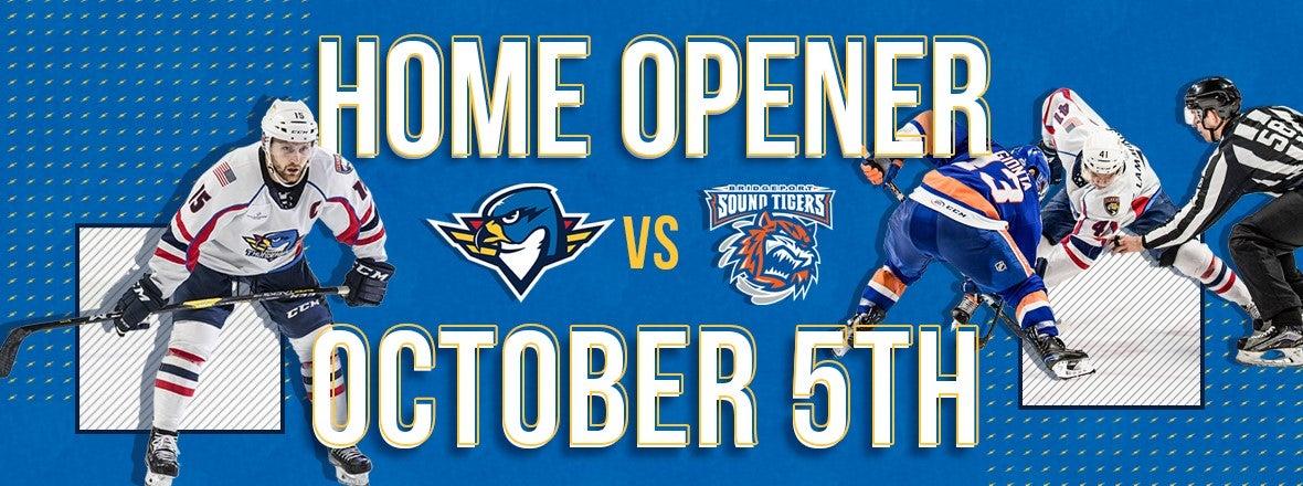 T-Birds Open 2019-20 Season on October 5