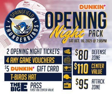 Opening Night Packs on Sale
