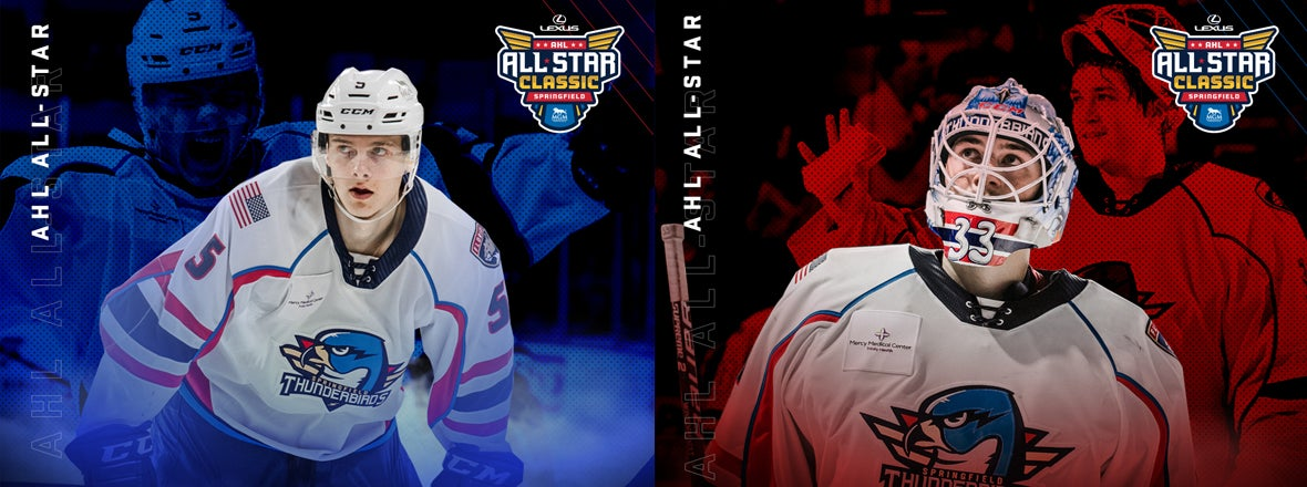 Borgstrom, Montembeault Named to All-Star Classic