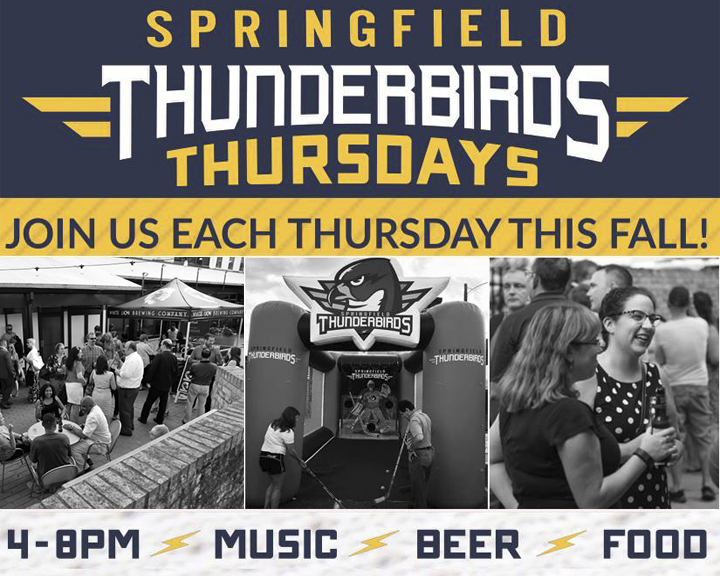 Thunderbird Thursdays Begin This Week