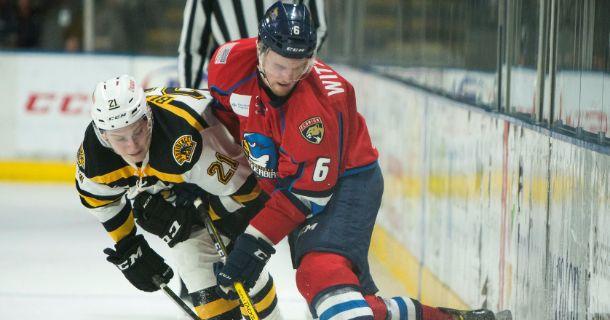 T-Birds Host Bruins in Preseason Friday - Buy Tickets