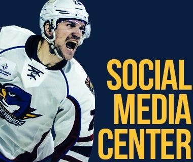 social media centeR BANNER